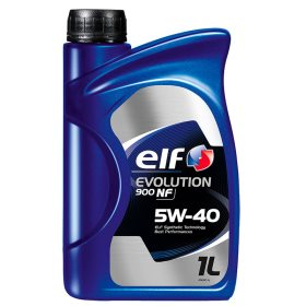 Elf EVOLUTION 900 NF 5W-40, 1л